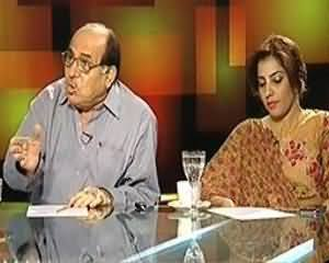 Tonight With Moeed Pirzada (Karachi Main Operation...Kya Problem Solve Ho Jaye Gi) - 29th August 2013