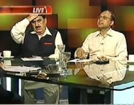 Tonight With Moeed Pirzada (Karachi Main Target Operation Main Taizi) - 2nd October 2013