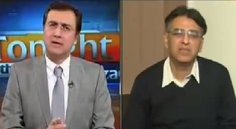 Tonight with Moeed Pirzada (Karachi Mein LB Elections) – 6th December 2015