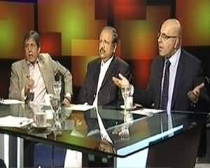 Tonight With Moeed Pirzada (KPK Main Pehla Drone, Effects Kya Hongeh?) – 21st November 2013