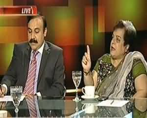 Tonight With Moeed Pirzada (Kya Hakumat Aur Security Idaray Dehshatgardi Si Nipatne Keliey Tayyar) - 23rd September 2013