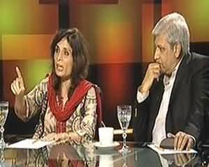 Tonight With Moeed Pirzada (Kya Talibaan Se Muzakraat Ab Waqai Mumkin Hain) - 16th September 2013