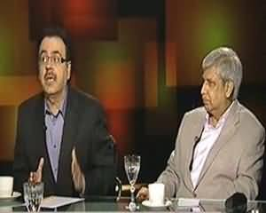 Tonight With Moeed Pirzada (Kya USA Pakistan Ko India Se Relation Sahi karne Per Pressure Daal Raha Hai?) - 13th September 2013