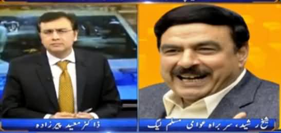 Tonight With Moeed Pirzada (Nawaz Sharif Ka Qaum Se Khitab) – 22nd April 2016
