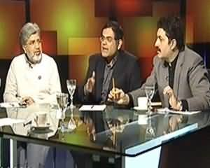Tonight With Moeed Pirzada ( Naye Army Cheif, Challenges Kya Hain?) – 29th November 2013