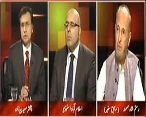 Tonight With Moeed Pirzada (North Wazirastan, Govt Aur Army Ke Pas Kya Choice?) - 10th January 2014