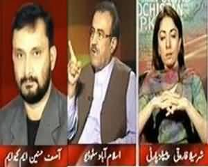Tonight With Moeed Pirzada (Operation Sirf MQM Ke Khilaaf Horaha Hai) - 12th September 2013