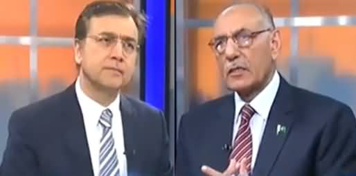 Tonight with Moeed Pirzada (Pak Army Troops Will Go Saudi Arabia?) - 19th March 2017