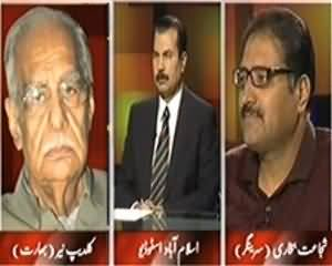 Tonight With Moeed Pirzada (Pak India Relations, Kya Paish Raft Hongi?) – 5th December 2013