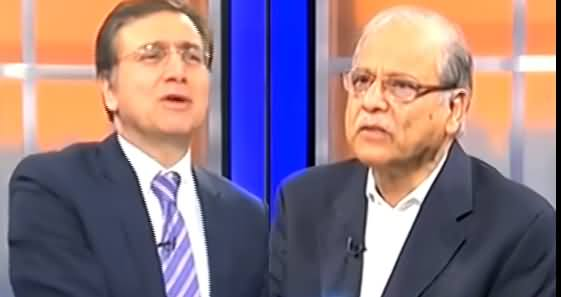 Tonight with Moeed Pirzada (Panama Case JIT & Other Issues) - 18th June 2017