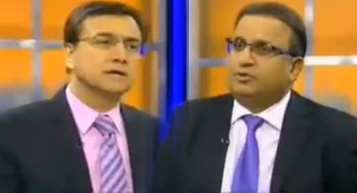 Tonight with Moeed Pirzada (Panama Leaks, Nawaz Sharif in Trouble) - 10th July 2016