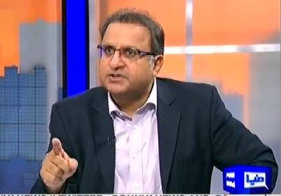 Tonight With Moeed Pirzada (Panama Leaks & Other Issues) – 7th May 2016