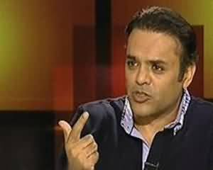 Tonight With Moeed Pirzada (PEMRA Ke Laws Aur Electronic Media Ki Rules) - 28th August 2013