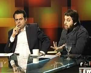 Tonight With Moeed Pirzada (Quaid e Azam Pakistan Main Kaisi Riyasat Dekhna Chahte Thay) - 12th November 2013