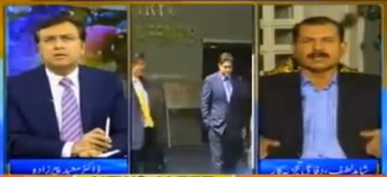 Tonight With Moeed Pirzada (RAW Agent, Women Protection etc) – 3rd April 2016