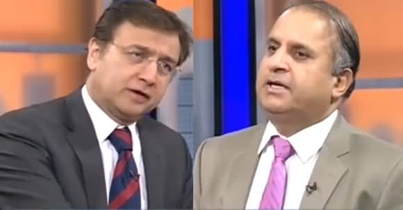 Tonight With Moeed Pirzada (Sharif Family Ka Ahtasab) - 29th June 2018