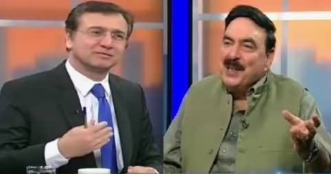 Tonight with Moeed Pirzada (Sheikh Rasheed Ahmad Exclusive Interview) – 4th December 2015