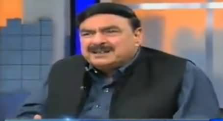 Tonight with Moeed Pirzada (Sheikh Rasheed Exclusive Interview) - 2nd December 2016