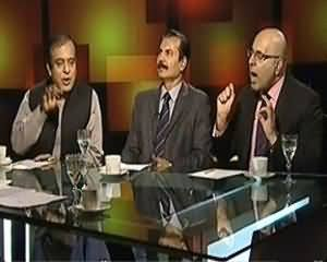 Tonight With Moeed Pirzada (Talibaan Se Muzakraat Ka Aghaz) - 1st November 2013