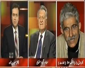 Tonight With Moeed Pirzada (US Afghan Security Muhaida, What is the Hurdle?) – 25th December 2013