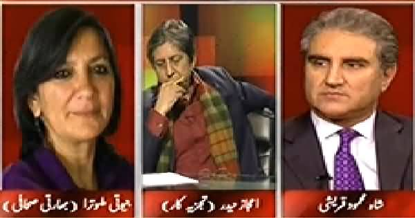 Tonight With Moeed Pirzada (USA Main Indian Ambassador Ki Giriftari) - 20th December 2013