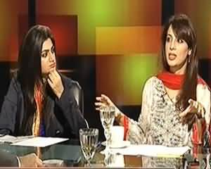 Tonight With Moeed Pirzada (Waar Film Pakistan Ke Liye Naye Umeed Ki Kiran) - 24th October 2013