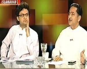 Tonight With Moeed Pirzada (Zamni Intikhabat Kante Daar Muqabla) - 22nd August 2013
