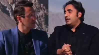 Tonight with Sammar Abbas (Bilawal Bhutto's Interview) - 26th October 2020