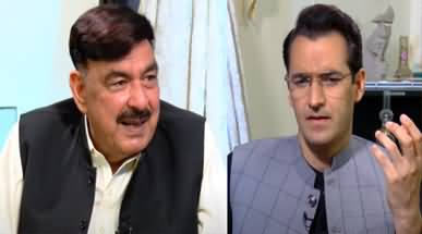 Tonight with Sammer Abbas (Sheikh Rasheed Exclusive Interview) - 3rd August 2020
