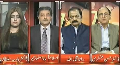 Top Story (Dr. Tahir ul Qadri Demands Shahbaz Sharif Resignation) – 18th June 2014