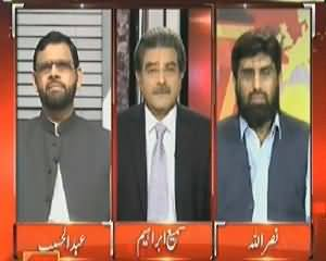 Top Story (Karachi Operation Ki Extension Kamyab Rahi) – 14th April 2014