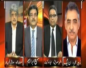 Top Story (Kiya Taliban Ka Agla Target Media Hoga?) – 8th November 2013