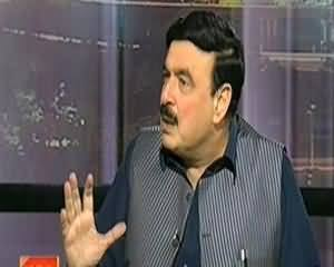 Top Story (Sheikh Rasheed Ahmad Exclusive Interview) – 1st January 2014