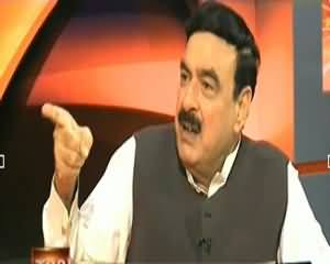 Top Story (Sheikh Rasheed Exclusive Interview) - 2nd October 2013