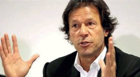 TTP Should Select Their Own Taliban Representatives For Dialogue - Imran Khan