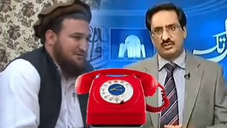 TTP Spokesman Ehsanullah Ehsan Talking to Javed Chaudhary on Live TV, First Time in The History