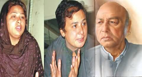 Two Daughters of Habib Jalib Getting Life Threats, Demanding Protection From Govt