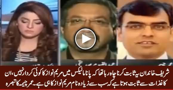 Umar Cheema Analysis on New Documents About Maryam Nawaz Released By German Paper