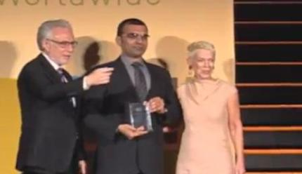 Umar Cheema Speech after receiving Knight International Journalism Award 2013