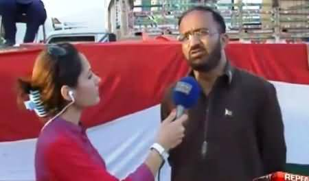 Umar Riaz Abbasi Telling Why He Was Arrested & How Police Treated Him