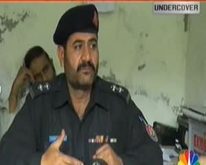 Undercover (Cant Station Ki Security Ka Bhandaa Phor Diya!) – 15h November 2013