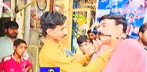 Unique Ways Of Sheikh Rasheed To Convince Voters