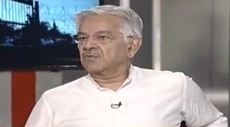 Uri Attack Is An Inside Job by Indian Establishment to Crush Kashmir Movement - Khawaja Asif