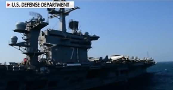 US Navy Sending Aircraft Career Back As 2 Dozen Members Test Positive For Coronavirus
