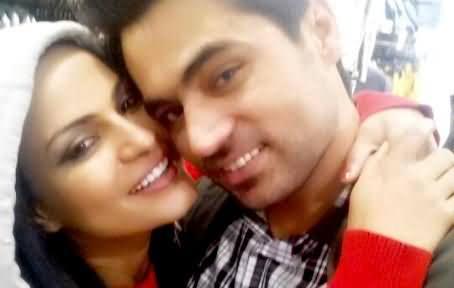 Veena Malik Honeymoon Pictures with Her Husband Asad Bashir Khan