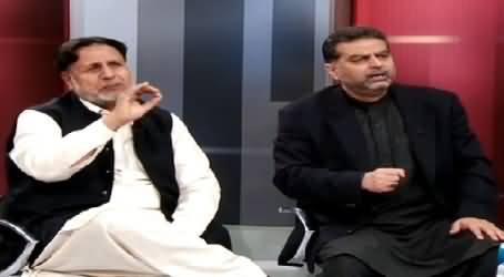 Very Hot Debate Between Anchor Sami Ibrahim and Zaeem Qadri (PMLN)