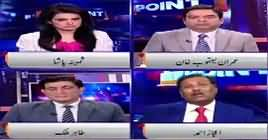 View Point (Changes in PTI Cabinet) – 21st April 2019