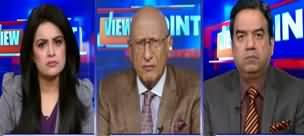 View Point (Why Fawad Chaudhry Slapped Mubashir Luqman?) - 5th January 2020