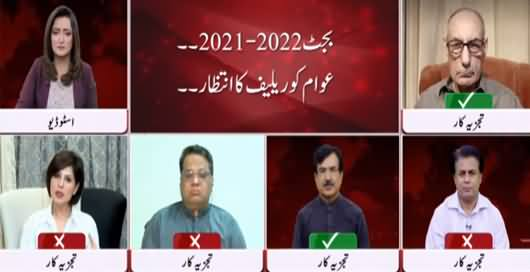 Views Makers (Budget 2021, Public Waiting For Relief) - 10th June 2021