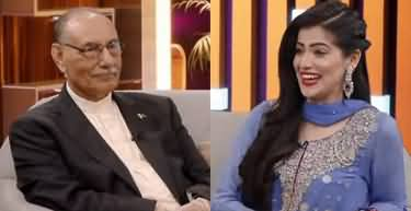 Views Makers (Eid Special With Aniqa Nisar, Gen Amjad Shoaib) - 25th May 2020